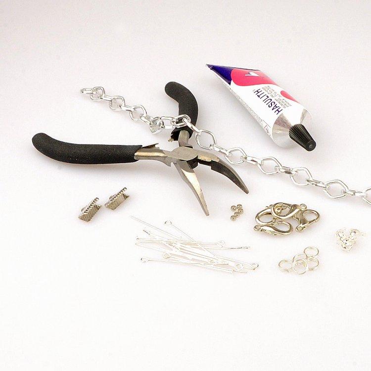 Magnifiek Zelf sieraden maken - Kralenhandel.nl @EC01