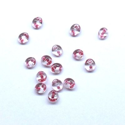 DQ-Duo-Beads-Crystal-Metallic-roze