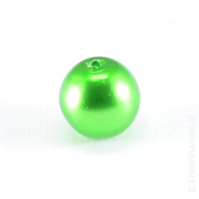 Glasparel groen 8mm