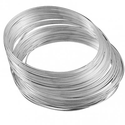 Memory wire 5,5cm voor armband